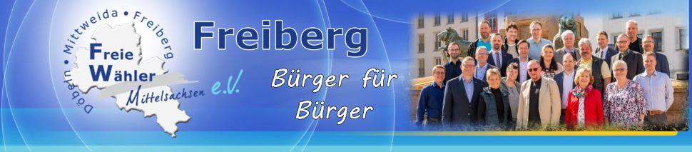 Freie Wähler Mittelsachsen - Freiberg